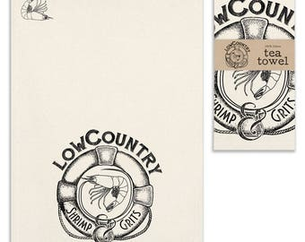 Low Country Tea Towel