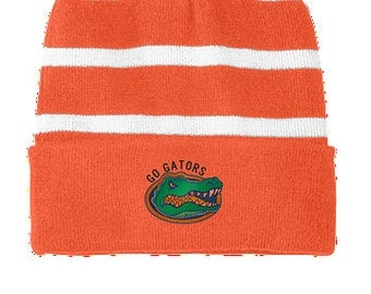 UF Beanie Cap | University of Florida Winter Beanie | Florida Cap