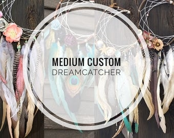 MEDIUM custom dreamcatcher