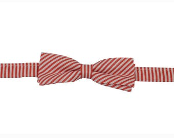 Red boys bow ties, child bow tie, bow tie for boy, little boys bow tie, bow tie kids