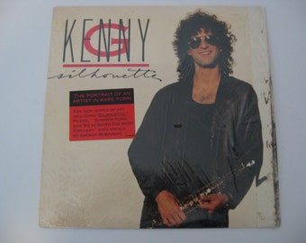 Kenny G - Silhouette - Circa 1988