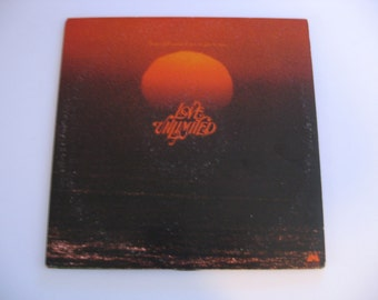 Love Unlimited - Love Unlimited - Circa 1972