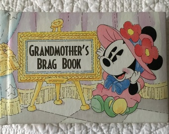 Disney Grandmothers Brag Book