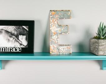"Floating Wall Shelf – Standard (3"" Deep) – Floating Shelf – Length 8"", 16"" or 22"""