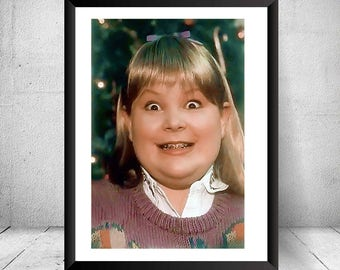 Home Alone Buzz's Girlfriend Woof Replica Movie Photo Prop Christmas Holiday Kevin Mcallister Wet Bandits Sticky Bandits