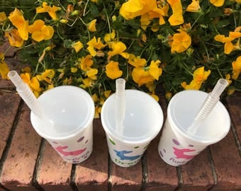 Lids and straws for Stadium cups