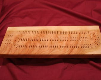 0365 Cribbage Board