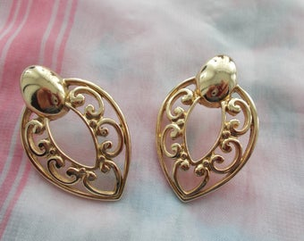Gold Plated Earrings for someone special