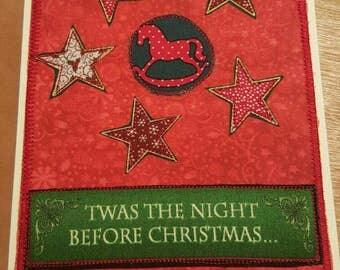 Children's Christmas Card