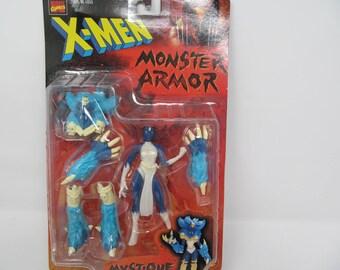 Mystique Monster Armor X-Men Action Figure, unopened - 1997