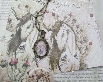 "Nice lot magic ""Unicorn of the Woods"""