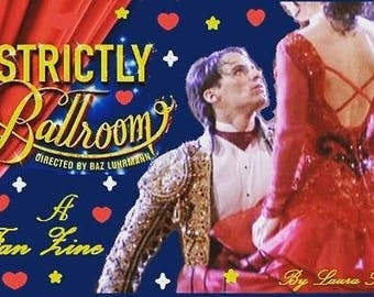 Strictly Ballroom: A Fanzine (FREE SHIPPING!)