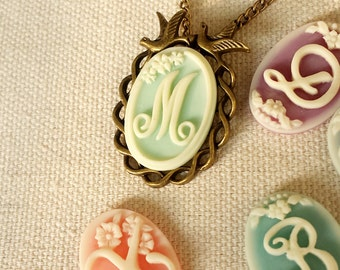 18x25mm pad Resin letter,  wordart  initial Resin Cabochons Cameo