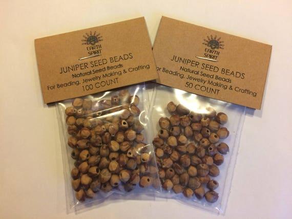 Navajo Ghost Beads Ghost Beads Juniper Beads Cedar