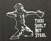 Thou Shalt Not Steal Tee
