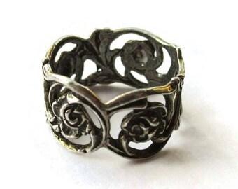 hildesheimer rose etsy. Black Bedroom Furniture Sets. Home Design Ideas