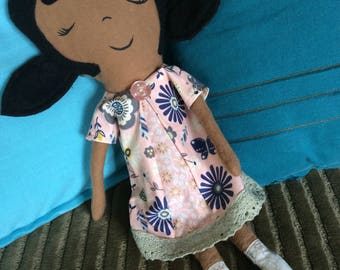 Traditional soft traditional cloth dolls