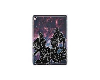 Region of the Summer Stars iPad 2/3/4 iPad Air 1/2 iPad Mini 1/2/3/4 Case One Direction Louis Tomlinson Harry Styles Liam Payne Niall Horan