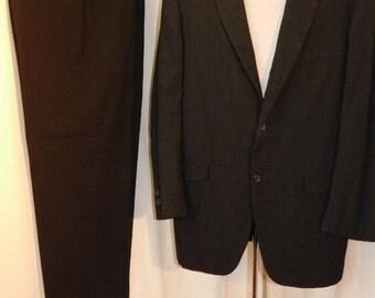 Mens 1960's Suit