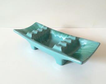 aqua drip glaze mcmaster canada ashtray
