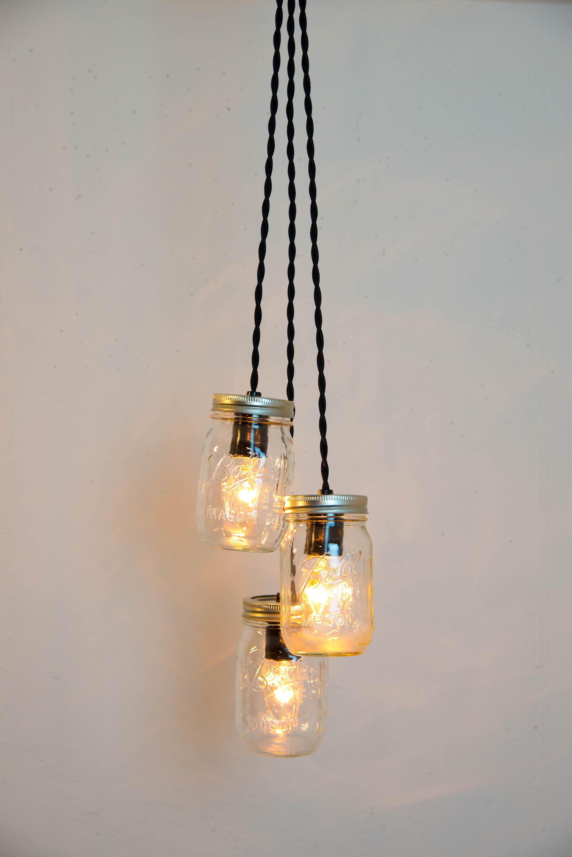 ball jar lighting. 1 Ball Jar Lighting