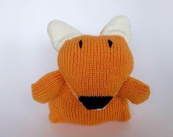 Plush Mr all fluffy soft Fox!