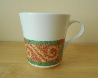 "Corelle by Corning 'Sand Art' Cup or Mug, 3-1/4"" Diameter x 3-1/2"" Tall"