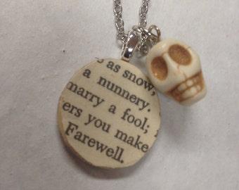 Hamlet Necklace