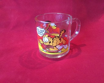 MCDonalds Garfield Characters United Features Syndicate, Inc 1978 Mug