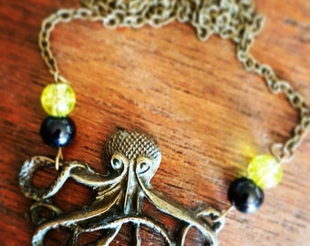 Game of Thrones House Greyjoy inspired necklace