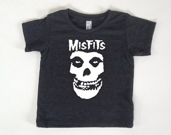 Misfits youth t-shirt - screen printed kids tee