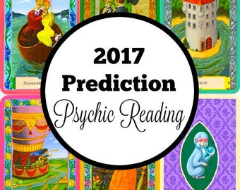 2017 Prediction In Depth Psychic Reading, Spiritually Guided Kipper Card Reading, 1 Year Outlook, Love, Family, Relationships, Career, Money