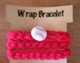 Bracelet Crochet Wrap