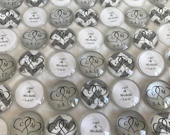 Wedding Favor Magnet Package