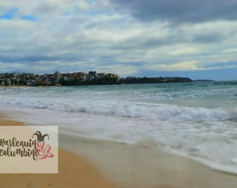 Manly Beach Photography, Sydney beaches Fine Art Print Sydney Photo
