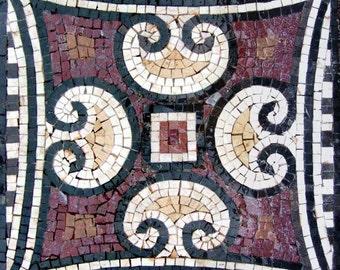 Handmade Custom Mosaic - Caledon
