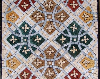Square Panel Design - Giardino