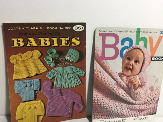 Knitting For Babies Books : Knitting book crochet books coats clark s american