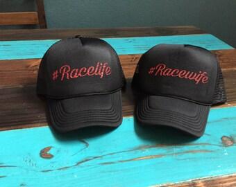 Racewife Racelife Hats