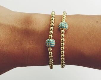Beaded Summer Bracelets