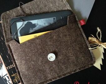 iPad Mini Case, Kindle Case, Sleeve Case, Cover Case, Cover Felt, Tablet Case, iPad Mini Custodia