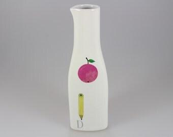 Gustavsberg Pynta Vinegar Bottle by Stig Lindberg