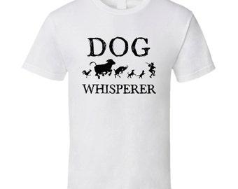 Dog Animal Whisperer T Shirt