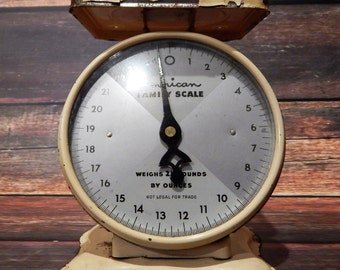 Vintage American Family Scale: Vintage Decor, General Store