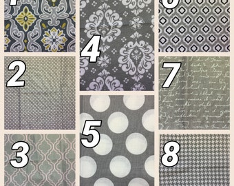 Fabric Choices GRAY