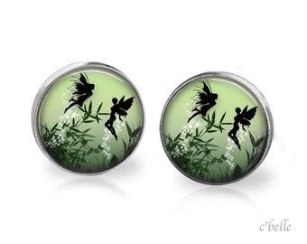 Earrings fairy 17