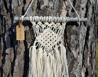 Macrame / weaving wall / wall hanging