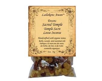 Sacred Temple Loose Incense - 1 oz. (28g)