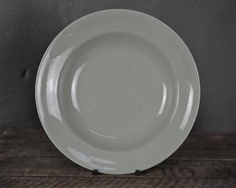 4 Poole Pottery Cameo Celadon Green Bowl