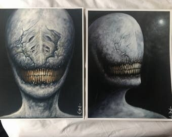 Toothfairy 1 and 2 prints